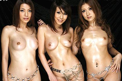 巨乳で痴女で絶品ボディの女たち 桐嶋アリサ あいだゆき 大槻ひびき