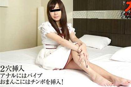 ガッ尻 アナル遊びにチャレンジ 羽田美優