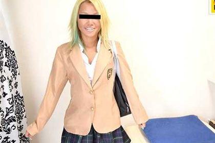 制服時代 ノーパンで通学してました 長野ひろこ