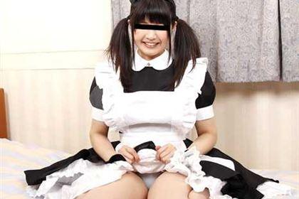 メイド服姿の家事代行サービスで僕のチンコもお掃除してもらいました2 山下かおり(椎名ゆうき)