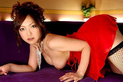 高級キャバ嬢とのバレンタイン 青山雪菜