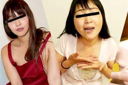 美熟女の乱舞 パイズリ&フェラ抜き編 菊田夏生 関宮雫 白鳥百梨奈