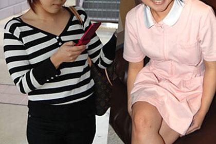 現役看護婦のお仕事 阿部夏美 22歳