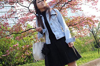 桜も満開!熟女の華ビラも満開!あやめ 38歳