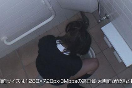 番外編 カーセックスの後、公衆トイレでもう一発!?沖内一葉 18歳