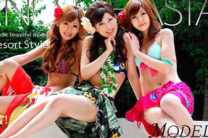 Model Collection select...29 アイランド オブ アジア