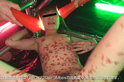 【2/2】縛られ咥えさせられイキ続けるSMおばさん 鈴木雅子 31歳