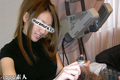 雑誌に載るほどの美人カリスマ美容師に突撃取材!あまりの巨乳を目にして思わず脱線してしまいました!