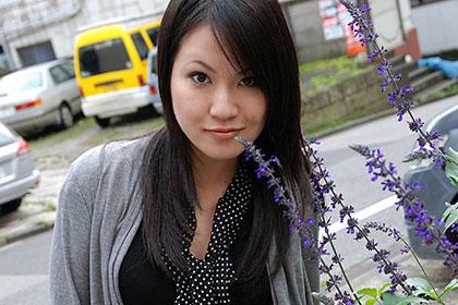 成岡くみ子 22歳