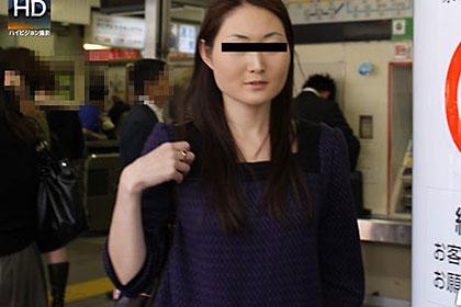 東北出身の知的美人妻 恵美 34歳