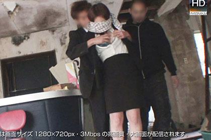 【2/2】会議室で上司に犯され、廃墟に連れて行かれては廻されるデキナイ女 工藤奈月 31歳