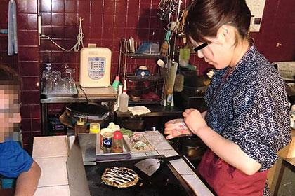 働く地方のお母さん お好み焼屋の女将さん編 細田智子