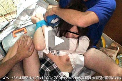 【1/2】建築現場作業員2名女子校生強姦事件 七海明海