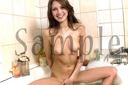笑顔が可愛いメリカちゃんのお風呂を覗かせていただきました〜 / メリカ