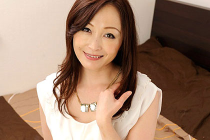 スッピン熟女 〜美魔女の素顔〜 美山蘭子