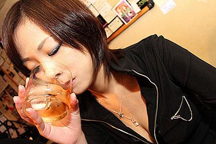 居酒屋ナンパ 泥酔巨乳娘を口説いて3P生ハメしてやりました 前田明日香